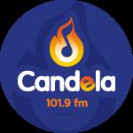 Logo Emisora Candela Bogotá 101.9 FM