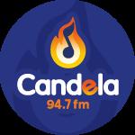 Logo emisora Candela Cartago 95.1 FM