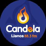 Logo Emisora Candela Llanos 88.3 FM